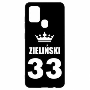 Samsung A21s Case name, figure and crown