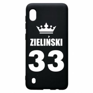 Samsung A10 Case name, figure and crown