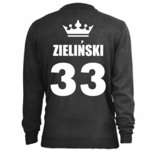 Sweatshirt name, figure and crown - PrintSalon