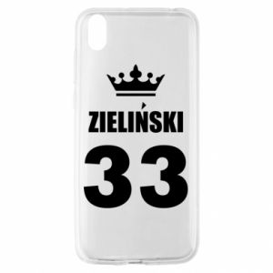 Huawei Y5 2019 Case name, figure and crown