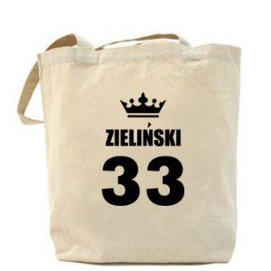 Bag name, figure and crown - PrintSalon