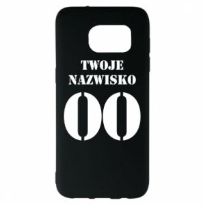Samsung S7 EDGE Case Name and number