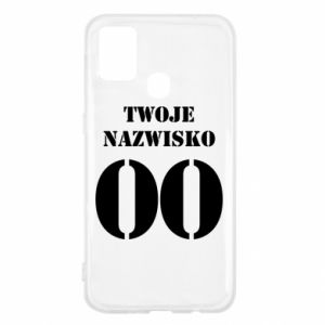 Samsung M31 Case Name and number