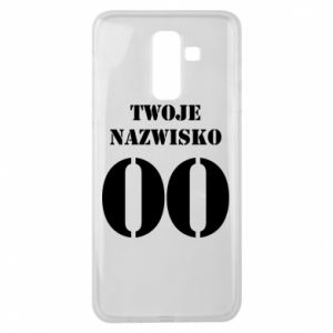 Samsung J8 2018 Case Name and number