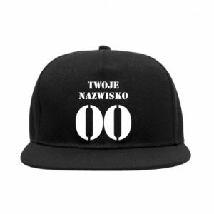 SnapBack Name and number