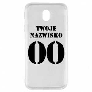 Samsung J7 2017 Case Name and number