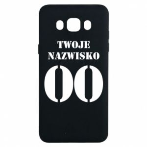 Samsung J7 2016 Case Name and number