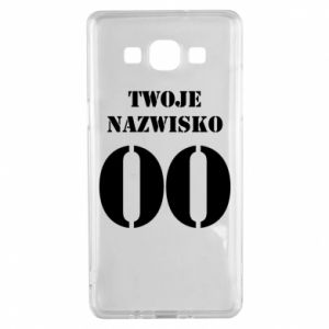 Samsung A5 2015 Case Name and number