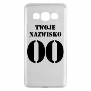 Samsung A3 2015 Case Name and number