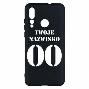 Huawei Nova 4 Case Name and number
