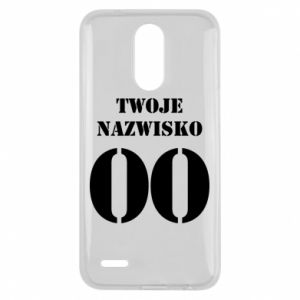 Lg K10 2017 Case Name and number