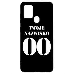 Samsung A21s Case Name and number