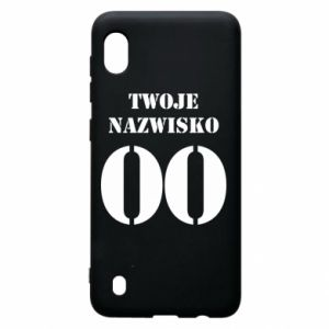 Samsung A10 Case Name and number