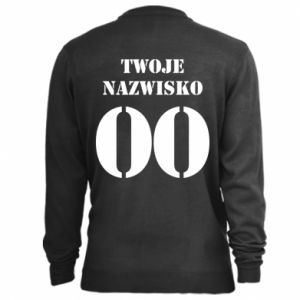 Sweatshirt Name and number