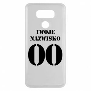 LG G6 Case Name and number