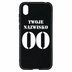 Huawei Y5 2019 Case Name and number