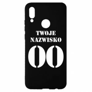 Huawei P Smart 2019 Case Name and number