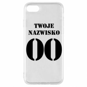 iPhone SE 2020 Case Name and number