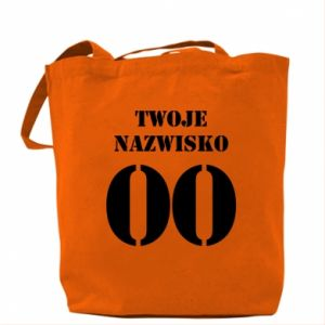Bag Name and number