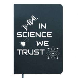 Notepad In science we trust