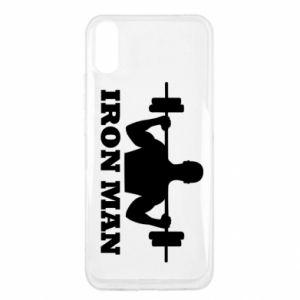 Xiaomi Redmi 9a Case Iron man