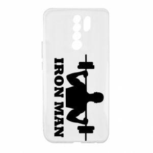 Xiaomi Redmi 9 Case Iron man