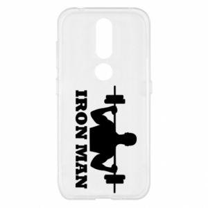 Nokia 4.2 Case Iron man