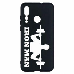 Huawei Nova 4 Case Iron man