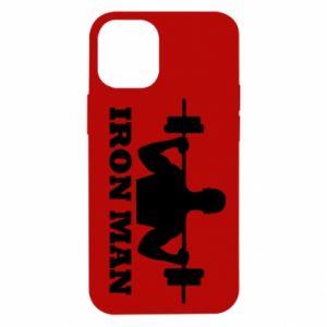 Etui na iPhone 12 Mini Iron man