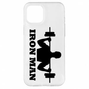 Etui na iPhone 12 Pro Max Iron man