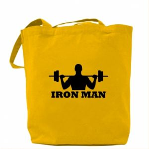 Bag Iron man - PrintSalon