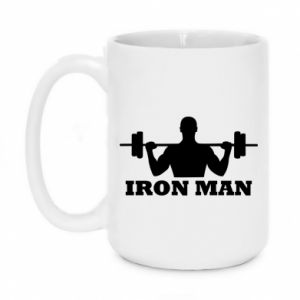 Mug 450ml Iron man - PrintSalon