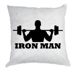 Pillow Iron man - PrintSalon