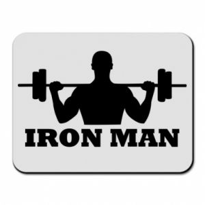 Mouse pad Iron man - PrintSalon