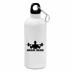 Water bottle Iron man