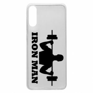 Phone case for Samsung A70 Iron man