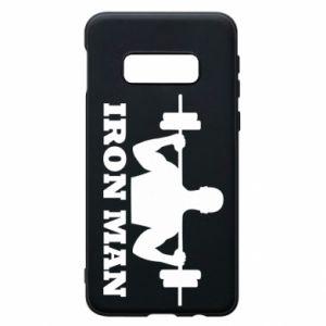 Samsung S10e Case Iron man