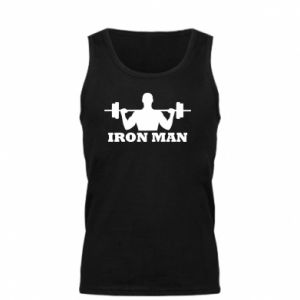 Men's t-shirt Iron man - PrintSalon