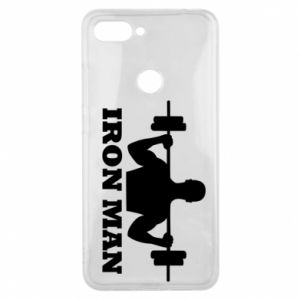 Phone case for Xiaomi Mi8 Lite Iron man - PrintSalon