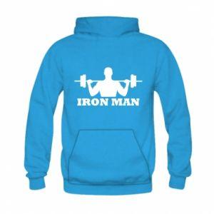 Kid's hoodie Iron man
