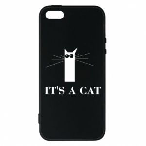iPhone 5/5S/SE Case It's a cat
