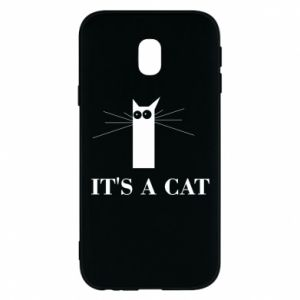 Samsung J3 2017 Case It's a cat