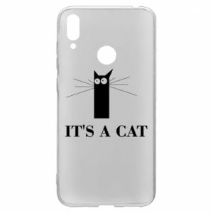 Huawei Y7 2019 Case It's a cat