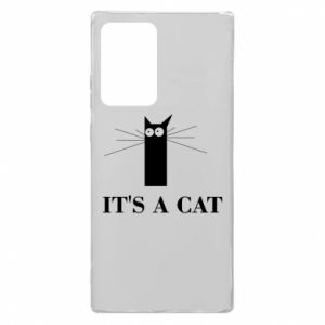 Samsung Note 20 Ultra Case It's a cat