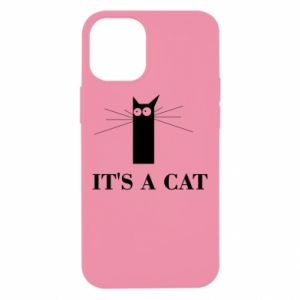 iPhone 12 Mini Case It's a cat