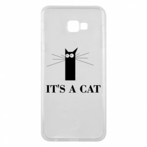 Samsung J4 Plus 2018 Case It's a cat