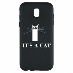 Samsung J5 2017 Case It's a cat