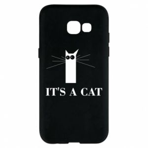 Samsung A5 2017 Case It's a cat