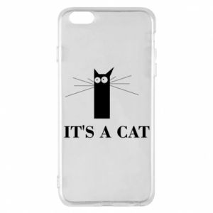 iPhone 6 Plus/6S Plus Case It's a cat