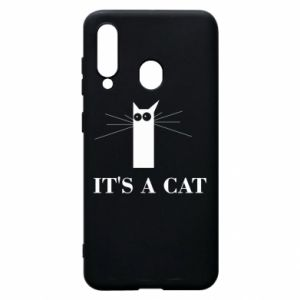 Samsung A60 Case It's a cat
